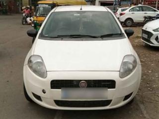 Fiat Grande Punto Active (Diesel)