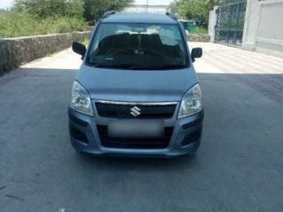 Maruti Wagon R CNG LXI