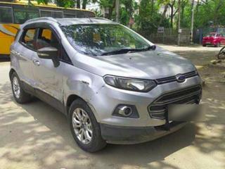 Ford Ecosport 1.5 DV5 MT Titanium