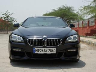 2013 BMW 6 Series 640d Gran Coupe
