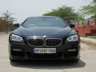 2013 BMW 6 Series 640d Gran Coupe