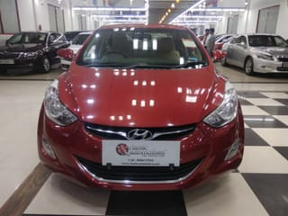2013 Hyundai Elantra 2.0 SX AT