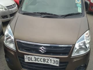 2013 Maruti Wagon R VXI Plus