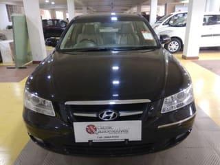 2008 Hyundai Sonata MT Leather