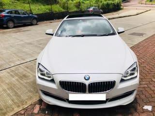 2014 BMW 6 Series Gran Coupe