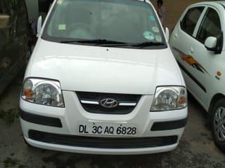 2007 Hyundai Santro Xing XL eRLX Euro III