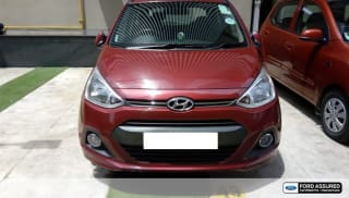 2015 Hyundai Grand i10 Asta