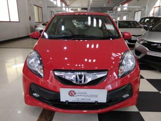 2014 Honda Brio VX AT