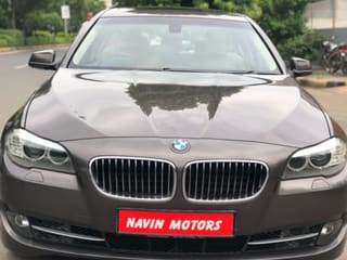 2012 BMW 5 Series 520d Luxury Line