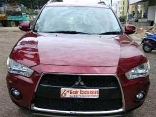 2011 Mitsubishi Outlander Chrome