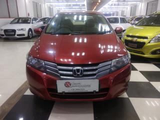 2010 Honda City i-VTEC S