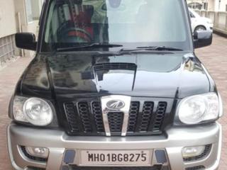 2013 Mahindra Scorpio VLX 4WD ABS AT BSIII