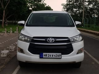 2016 Toyota Innova Crysta 2.8 GX AT 8S