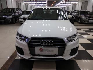 2015 Audi Q3 35 TDI Quattro Technology
