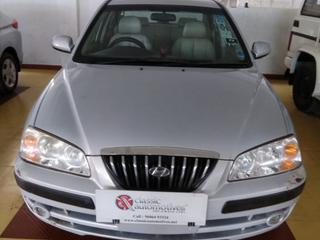 2005 Hyundai Elantra CRDi