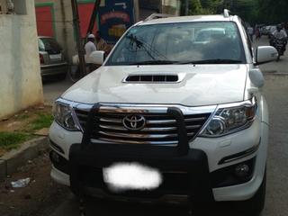 2014 Toyota Fortuner 4x4 MT
