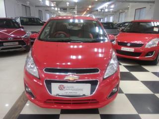 2016 Chevrolet Beat LTZ
