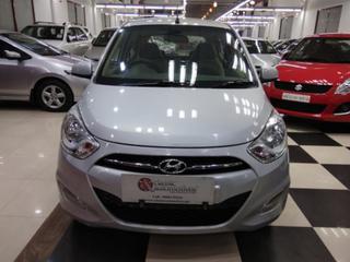 2012 Hyundai i10 Asta VTVT