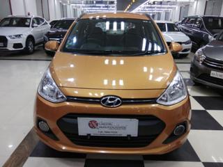 2016 Hyundai Grand i10 1.2 Kappa Sportz