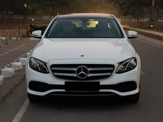 2018 Mercedes-Benz E-Class E 220 d