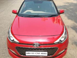 2017 Hyundai i20 1.4 Asta Dual Tone