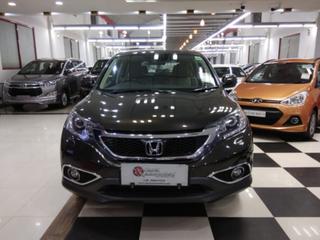 2014 Honda CR-V 2.4L 4WD AT