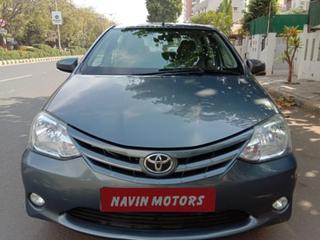 2014 Toyota Etios Liva 1.2 STD