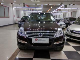 2014 Mahindra Ssangyong Rexton RX7