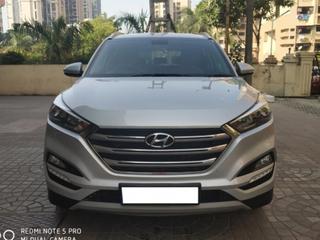 2017 Hyundai Tucson 2.0 e-VGT 4WD AT GLS