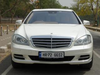 2010 Mercedes-Benz S Class 2005 2013 S 350 CDI