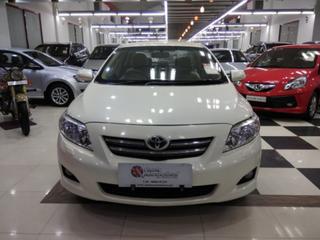 2008 Toyota Corolla Altis G