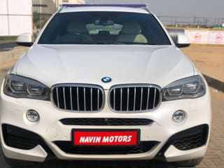 2015 BMW X6 xDrive 40d M Sport