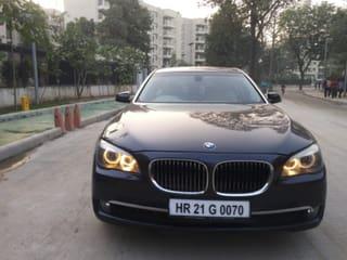 2012 BMW 7 Series 740Li Sedan