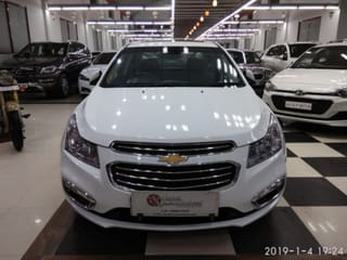 2016 Chevrolet Cruze LTZ AT