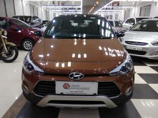 2018 Hyundai i20 Active 1.2 SX Dual Tone