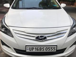 2017 Hyundai Verna VTVT 1.6 AT EX