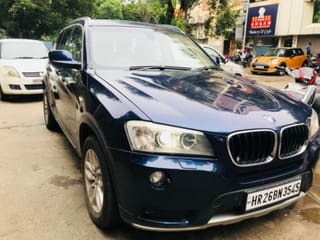 2011 BMW X3 xDrive20d Expedition