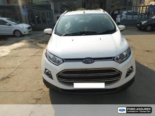2016 Ford Ecosport 1.5 DV5 MT Titanium