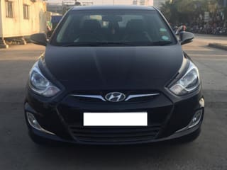2013 Hyundai Verna 1.6 CRDi AT SX