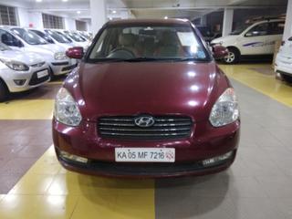 2008 Hyundai Verna Xi (Petrol)