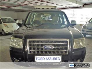 2007 Ford Endeavour XLT TDCi 4X2 LTD