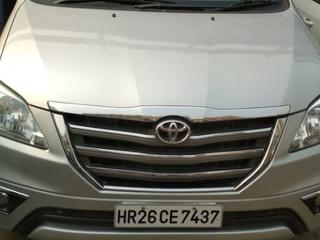 2014 Toyota Innova 2.5 VX (Diesel) 7 Seater