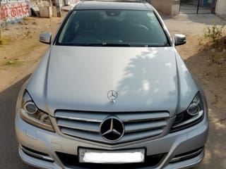 2013 Mercedes-Benz New C-Class 220 CDI AT