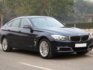2017 BMW 3 Series Luxury Line