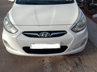 2014 Hyundai Verna SX CRDi AT