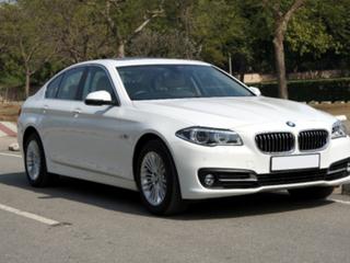 2015 BMW 5 Series 2013-2017 520d Prestige