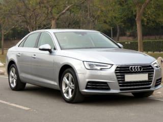 2017 Audi A4 30 TFSI Technology