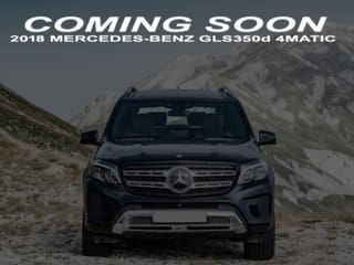 2018 Mercedes-Benz GLS 350d 4MATIC
