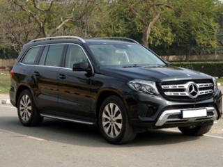 2018 Mercedes-Benz GLS 350d 4MATIC
