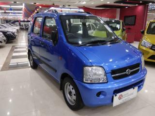 2005 Maruti Wagon R AX BSIII